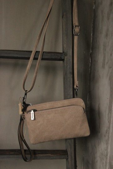 Mini Bag Powder Brown