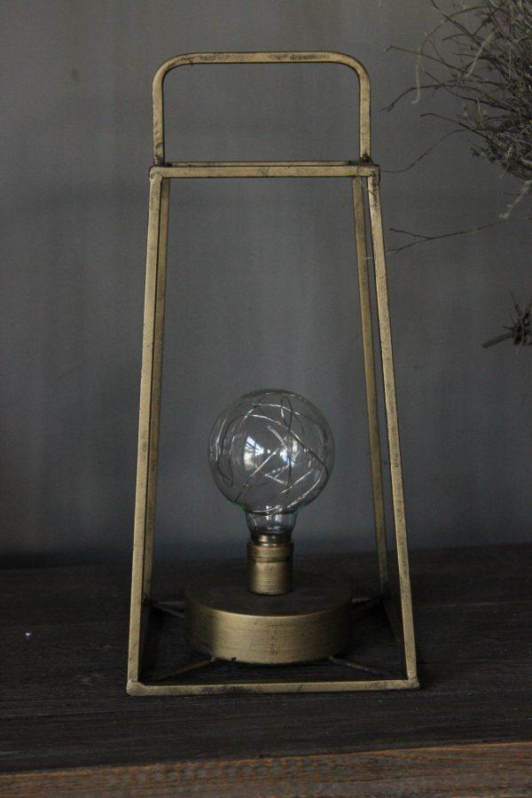 Lamp Jasmijn Gold