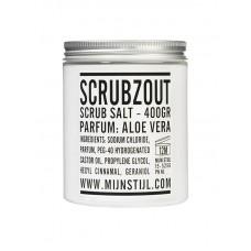 Scrubzout Aloe Vera