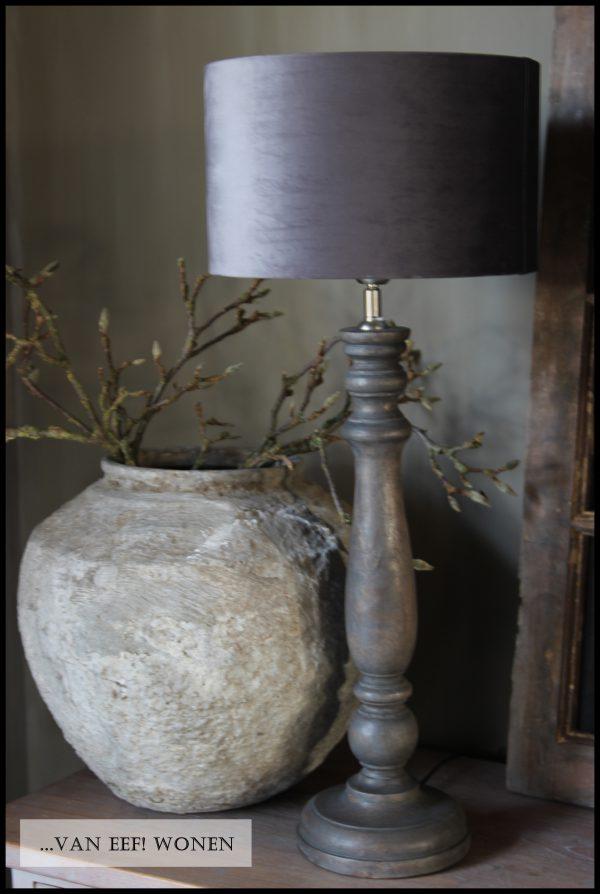 Lampenpoot Brown/Grey